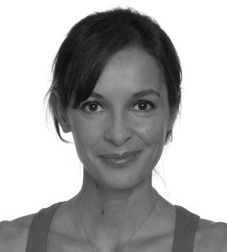 YogaWorks - Celine Antoine