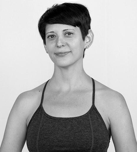 YogaWorks - Kim Fisch