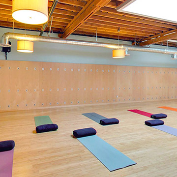 Yogaworks studio locations yoga studios local yoga for 11620 wilshire blvd 9th floor los angeles ca 90025