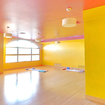 YogaWorks Walnut Creek Studio