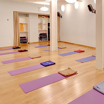 YogaWorks Brooklyn Heights Studio