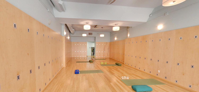 Studio City yoga studio