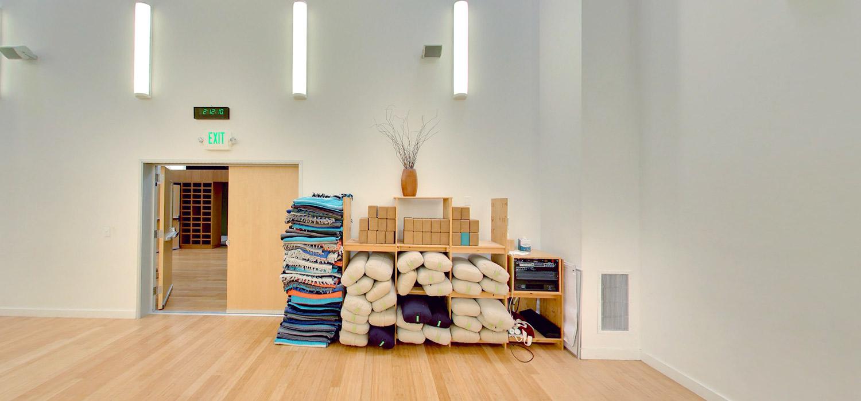 Westlake Village Yoga studio