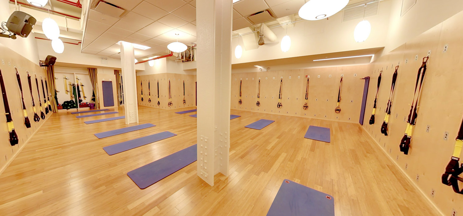 Brooklyn Heights Yoga studio