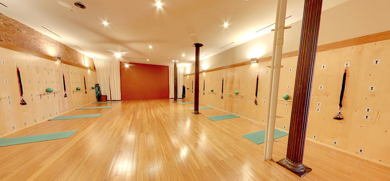 Soho Yoga studio