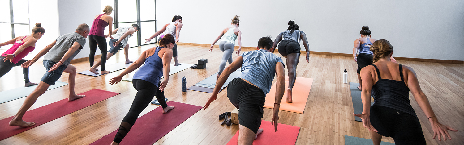 YogaWorks Unlimited Free Week of Yoga
