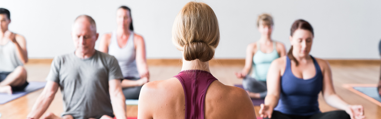 Teachers at YogaWorks