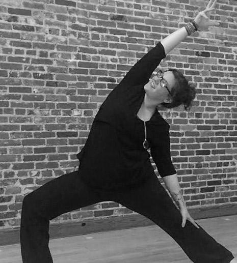 YogaWorks - Kate Robinson