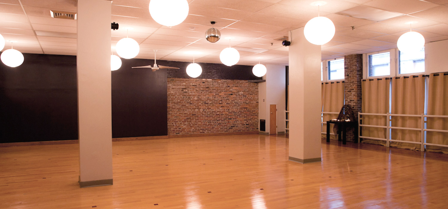 YogaWorks Back Bay studio