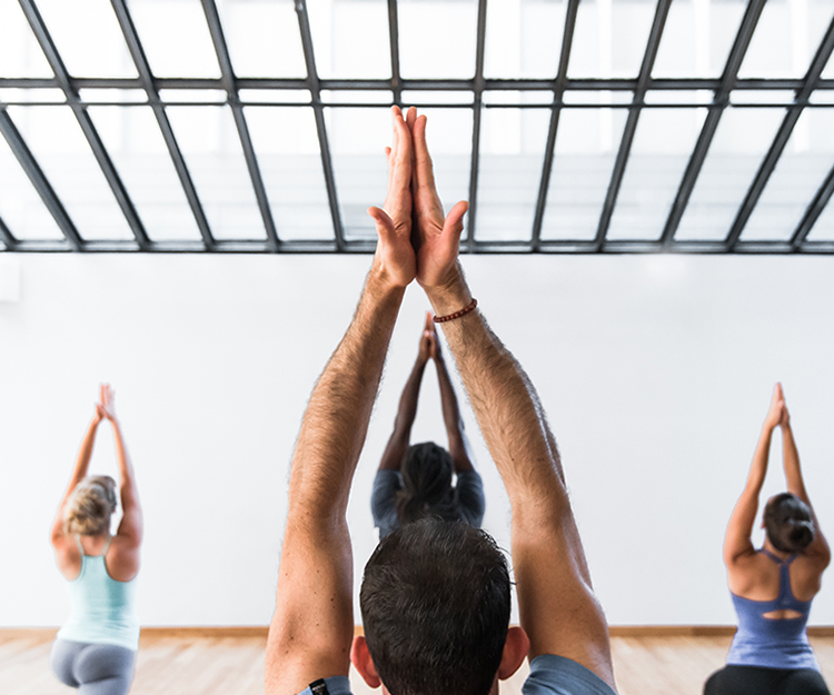 2 Weeks of Unlimited Yoga for $25