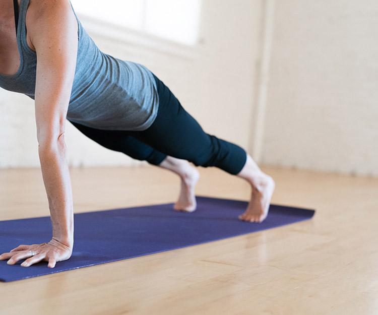 YogaWorks Rewards